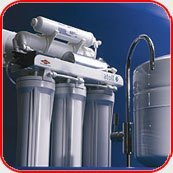 Картинка. Установка фильтра очистки воды в квартире, коттедже или офисе в Казани